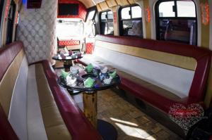 Прокат Микроавтобус Party Bus  Dodge на свадьбу 0