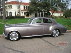 Прокат Bentley S3 на свадьбу 3
