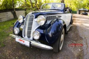 Прокат BMW 326 на свадьбу 4