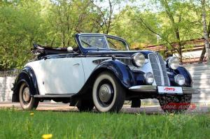 Прокат BMW 326 на свадьбу 3