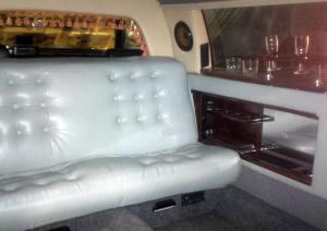 Прокат Лимузин Cadillac Brougham на свадьбу 1