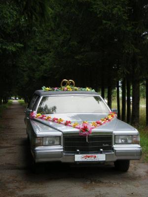Прокат Лимузин Cadillac Brougham на свадьбу 0