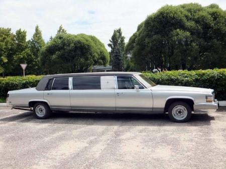 Прокат Лимузин Cadillac Brougham на свадьбу