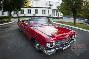 Прокат Cadillac Eldorado на свадьбу 4