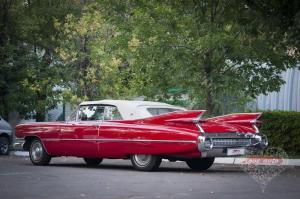 Прокат Cadillac Eldorado на свадьбу 3