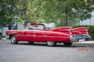 Прокат Cadillac Eldorado на свадьбу 2