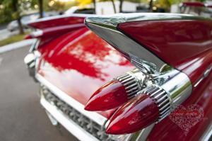 Прокат Cadillac Eldorado на свадьбу 6