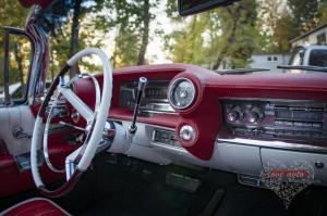 Прокат Cadillac Eldorado на свадьбу 7