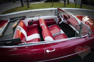 Прокат Cadillac Eldorado на свадьбу 11
