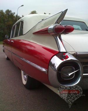 Прокат Cadillac Fleetwood Brougham на свадьбу 3