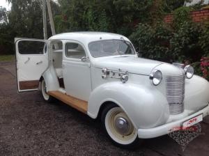 Прокат Chrysler De Soto на свадьбу 1