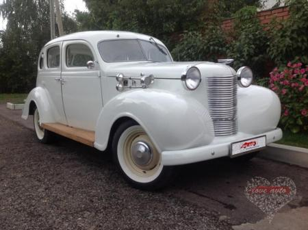 Прокат Chrysler De Soto на свадьбу