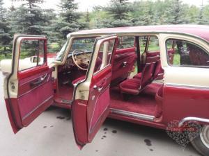 Прокат ГАЗ-13 Чайка на свадьбу 3