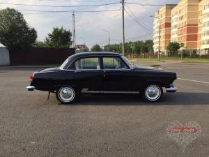 Прокат ГАЗ-21 Волга на свадьбу 3
