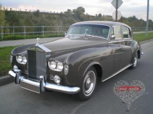 Прокат Rolls-Royce Silver Cloud 3 на свадьбу 3
