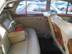 Прокат Rolls-Royce Silver Cloud 3 на свадьбу 1