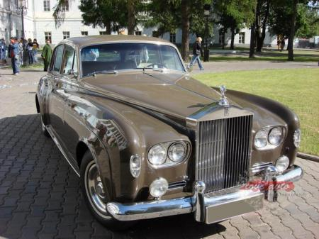 Прокат Rolls-Royce Silver Cloud 3 на свадьбу