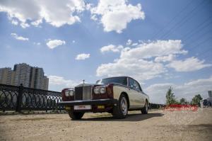 Прокат Rolls-Royce Silver Shadow на свадьбу 4
