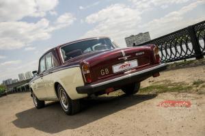 Прокат Rolls-Royce Silver Shadow на свадьбу 3