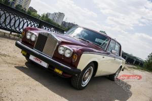 Прокат Rolls-Royce Silver Shadow на свадьбу 2