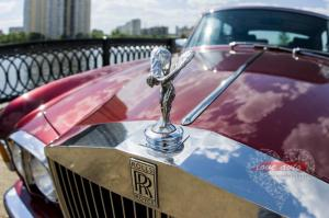 Прокат Rolls-Royce Silver Shadow на свадьбу 1