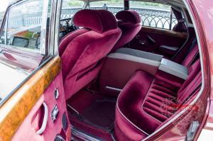 Прокат Rolls-Royce Silver Shadow на свадьбу 0