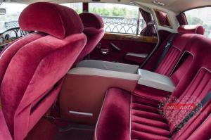 Прокат Rolls-Royce Silver Shadow на свадьбу 5
