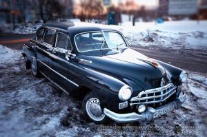 Прокат ЗИМ ГАЗ-12 на свадьбу 5