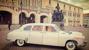 Прокат ЗИМ ГАЗ-12 на свадьбу 0