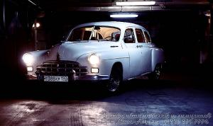 Прокат ЗИМ ГАЗ-12 на свадьбу 1