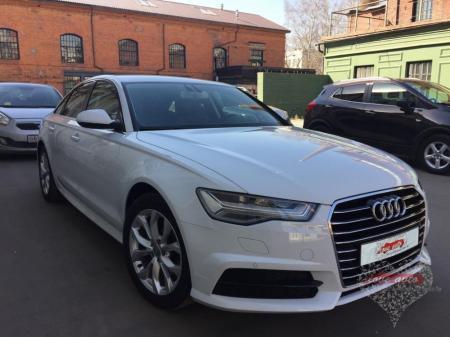 Прокат Audi A6 NEW на свадьбу