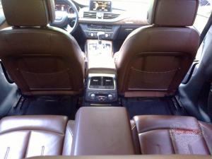 Прокат Audi A7 на свадьбу 1
