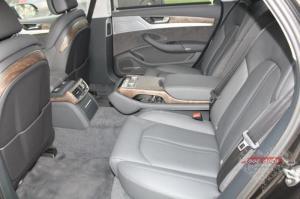 Прокат Audi A8 Long на свадьбу 0