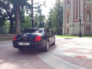 Прокат Bentley Continental  Flying Spur на свадьбу 3