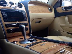 Прокат Bentley Continental  Flying Spur на свадьбу 1