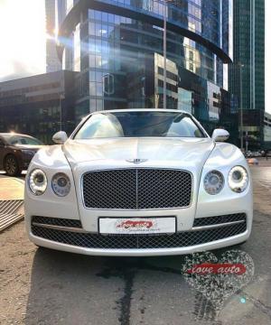 Прокат Bentley Flying Spur W12   NEW на свадьбу 3
