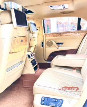 Прокат Bentley Flying Spur W12   NEW на свадьбу 0