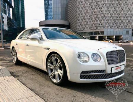 Прокат Bentley Flying Spur W12   NEW на свадьбу