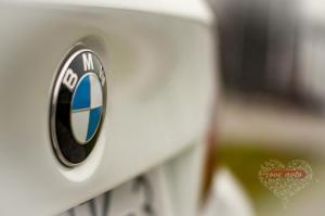 Прокат BMW M5  на свадьбу 1