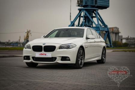 Прокат BMW M5  на свадьбу