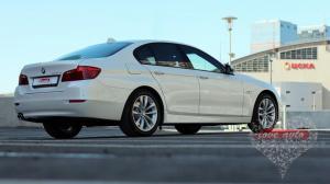 Прокат BMW 5 на свадьбу 5