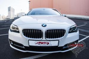 Прокат BMW 5 на свадьбу 3