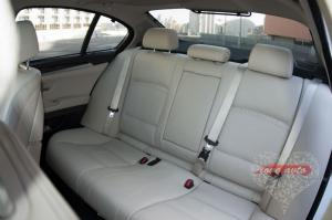 Прокат BMW 5 на свадьбу 1