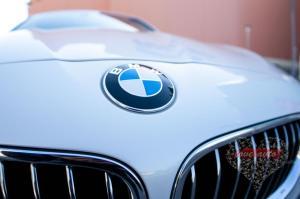 Прокат BMW 5 на свадьбу 2