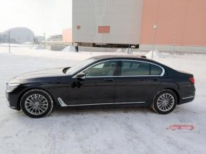 Прокат BMW 7 NEW на свадьбу 4