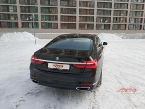 Прокат BMW 7 NEW на свадьбу 3