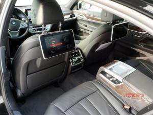 Прокат BMW 7 NEW на свадьбу 1