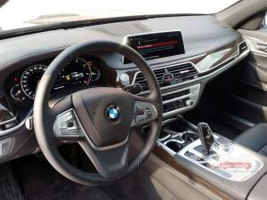 Прокат BMW 7 NEW на свадьбу 0