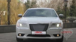 Прокат Chrysler 300C NEW на свадьбу 2