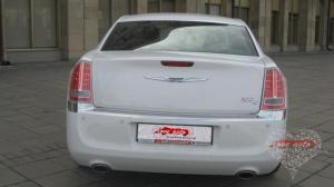 Прокат Chrysler 300C NEW на свадьбу 3
